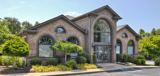 The office of Bynum Aesthetic Dentistry